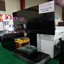 LED TV 55인치+거치대